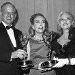 9/13/65. At the Emmy Awards with Melvyn Douglas and Ginger Rogers.