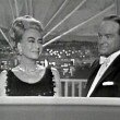 4/5/65 with Bob Hope at the Oscars. About to announce Best Director.