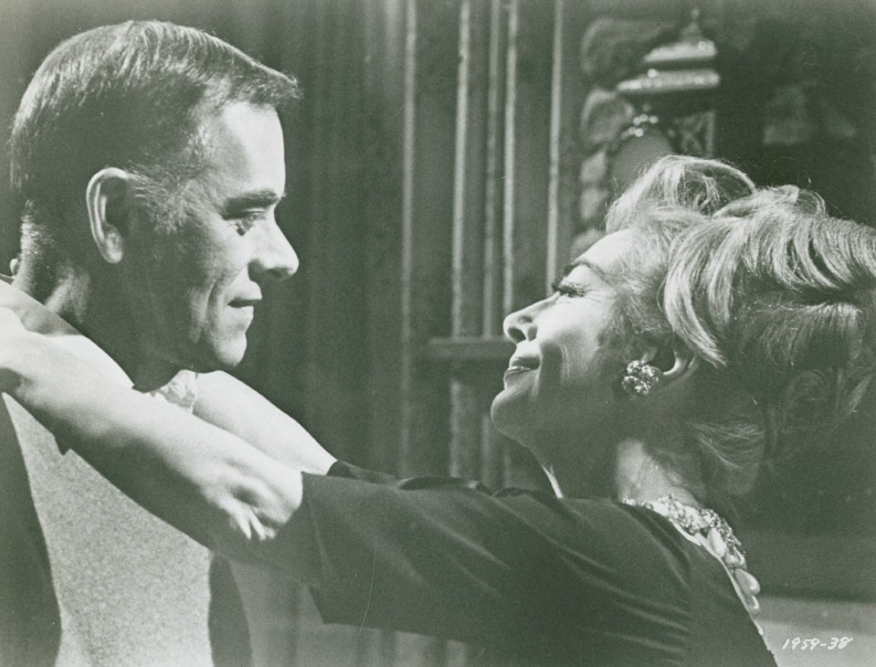 1965. 'I Saw What You Did.' With John Ireland.