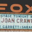 1965. Marquee for premiere of 'I Saw What You Did.'
