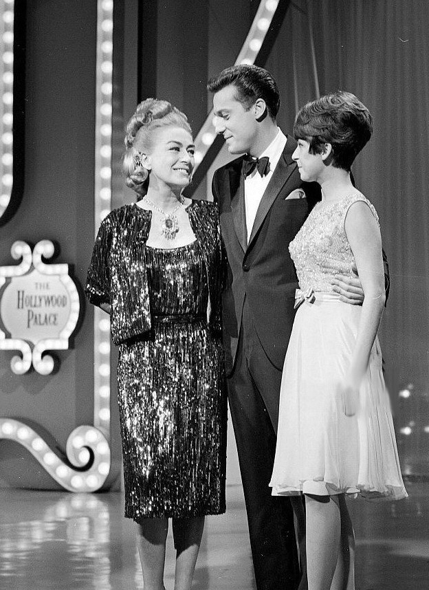 10/9/65. 'Hollywood Palace' with Jack Jones and Joanie Sommers.