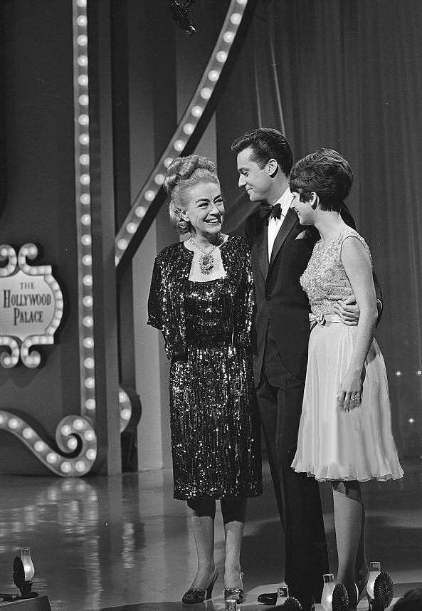 10/9/65. 'Hollywood Palace.' With Jack Jones and Joanie Sommers.