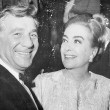 3/12/67 with Leonard Bernstein at the Waldorf-Astoria.