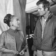 With Ty Hardin.