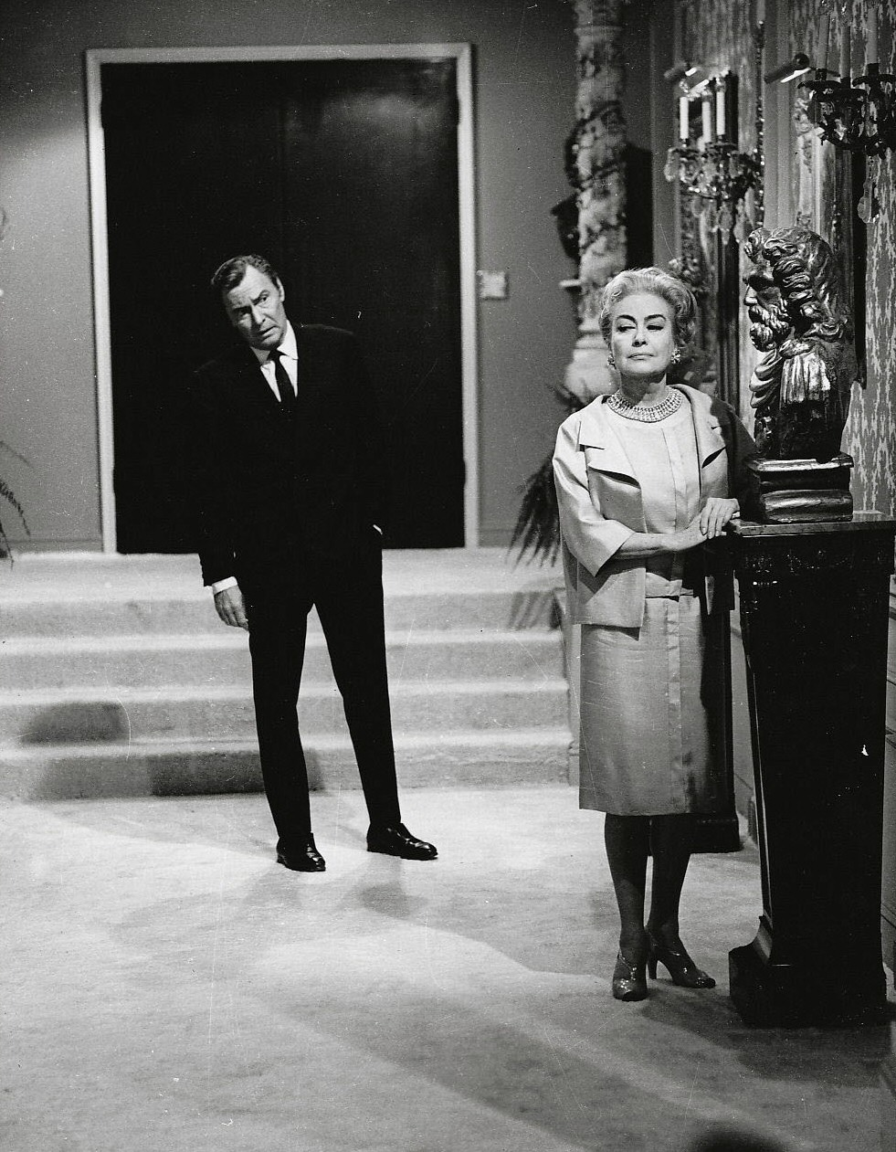 1969. 'Night Gallery.' With Barry Sullivan.
