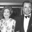 With Robert Gist and Glenn Ford at the Golden Globes, 2/3/70.