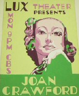 1938 Velma Morse art used for flyers and ads to publicize the 'Doll's House' broadcast.