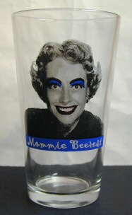 A Mother's Day 2004 pint glass---'Mommie Beerest'---sold by the Flying Saucer pub (unknown city).