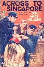 1928 movie tie-in edition. (Original title of 1919 book: All the Brothers Were Valiant.)