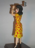 'Strait-Jacket.' Click to see 4 big Lucy-doll photos.