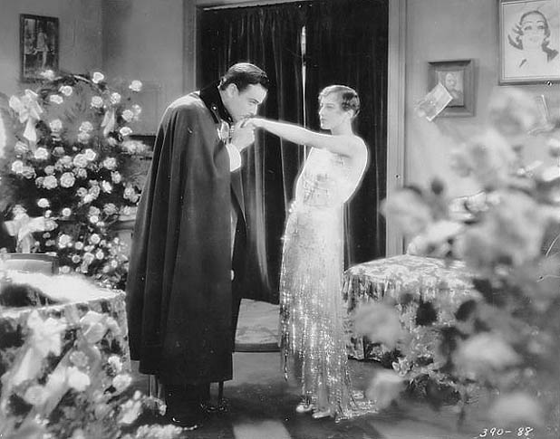 1928, 'Dream of Love,' with Nils Asther.