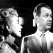 With Joseph Cotten. (Thanks to Steve Pickens.)