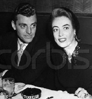 Bautzer and Joan at the Stork Club, 1946. Source: CORBIS