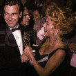 April 9, 1962. At the Oscars with Best Actor Maximilian Schell.