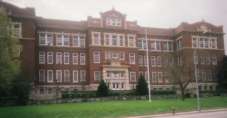 Westport High School, Kansas City.