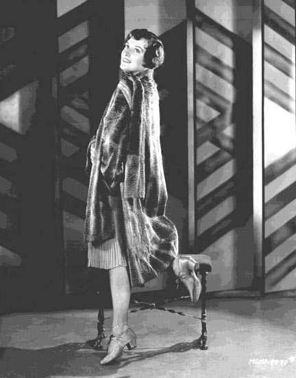1928 publicity shot for 'Our Dancing Daughters.'