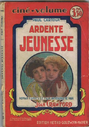 A French photoplay.