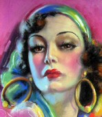 1930s by pin-up artist R. Wilson Hammell.