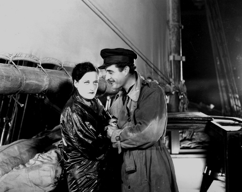 1927. 'Twelve Miles Out.' With John Gilbert.