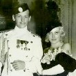 Circa 1931, with husband Doug at a costume party.