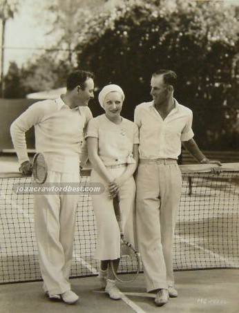 1931. With Monroe Owsley, left, and Harvey Snodgrass.