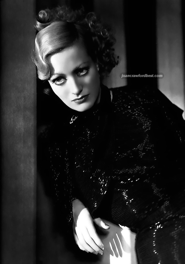 1931. Publicity for 'This Modern Age,' shot by Hurrell.