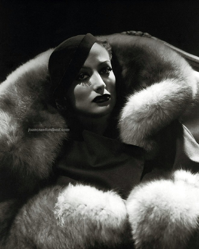 1932. 'Letty Lynton.' Shot by Hurrell.