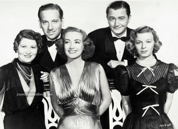 With Fay Bainter, Melvyn Douglas, Robert Young, Margaret Sullavan.