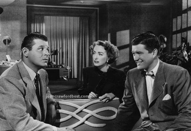 With Jack Carson and Dennis Morgan.