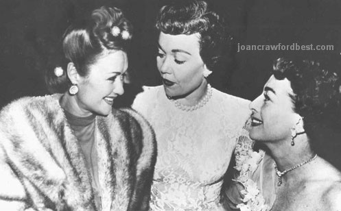 Circa 1952. Unknown, Jane Wyman, Joan.