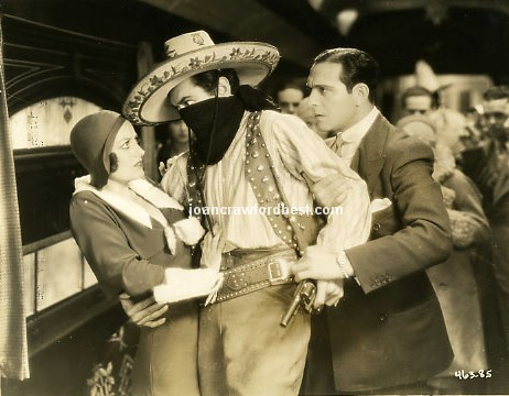 1930. 'Montana Moon.' With Johnny Mack Brown and Ricardo Cortez.