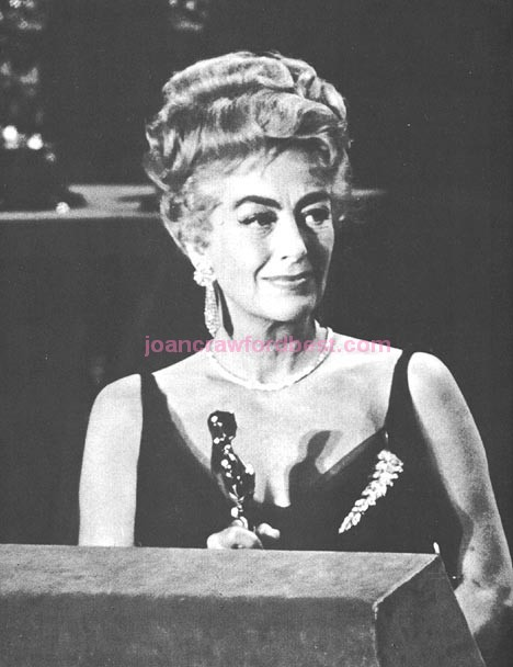 April 9, 1962. At the Oscars.