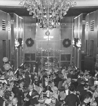 Rainbow Room. New Year's Eve, 1935.