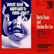 1962 'What Ever Happened to Baby Jane?' single.